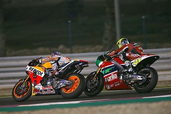 MotoGP Réactions Un bon résultat pour Pedrosa malgré un pneu avant fragile