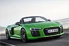 PS-Upgrade: Mehr Leistung für den Audi R8 Spyder