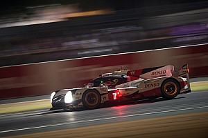 Le Mans Feature WEC-Rückblick 2017: Toyotas Le-Mans-Drama in Orange
