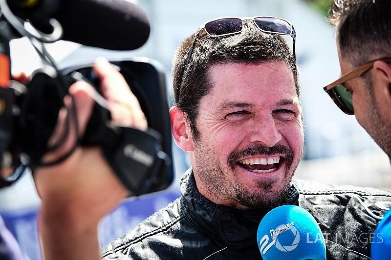 Patrick Carpentier, Formula E aracını test edecek