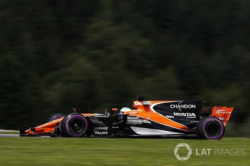 Alonso montará la especificación tres del motor Honda y será sancionado