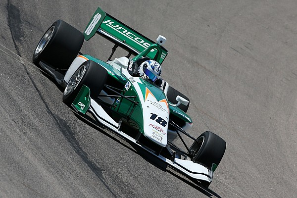 Indy Lights Kyle Kaiser completa la doppietta a Toronto e allunga in classifica