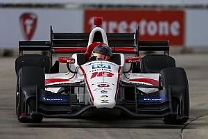IndyCar Ultime notizie Gutierrez pilota del team Dale Coyne sino al termine della stagione