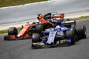 Формула 1 Спеціальна можливість Формула 1 2017: McLaren і Sauber у першій половині сезону