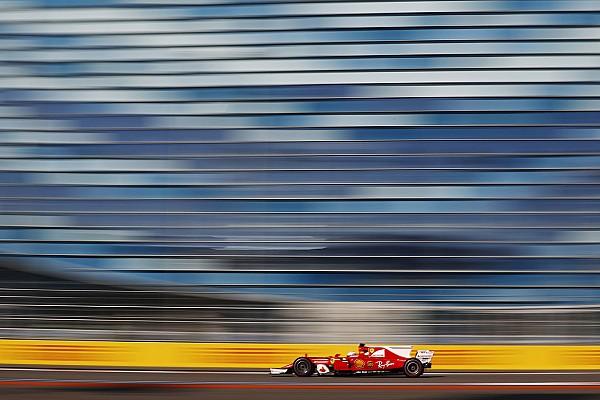 F1 练习赛报告 俄罗斯大奖赛FP3:法拉利再次包揽前二名