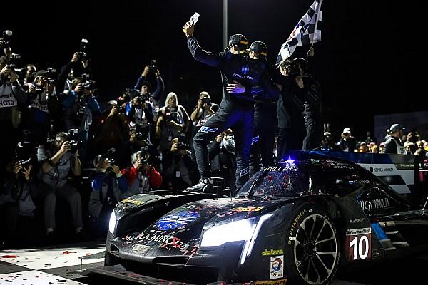 IMSA Sebring 12 Jam: Cadillac dominan, Corvette kalahkan Ford di GTLM