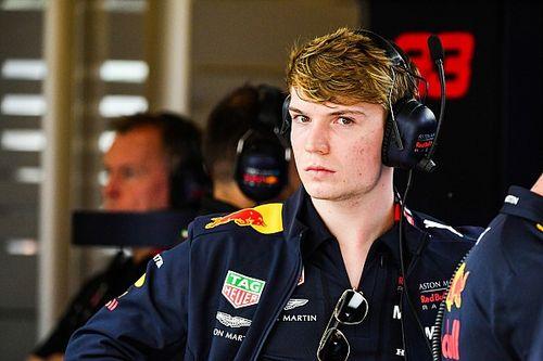 La Red Bull scarica Ticktum, l'inglese non fa più parte dello junior programme