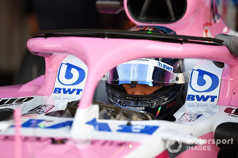 Stroll to partner Perez at Force India in 2019