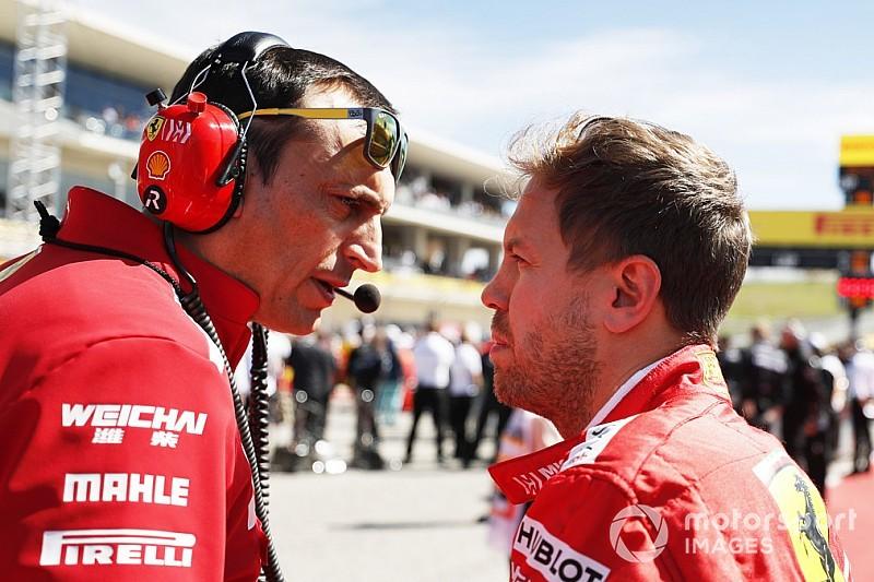 Ferrari: Vettel con troppa pressione? Che torni a fare