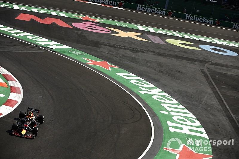 Verstappen lidera la segunda práctica pero sufre incidente