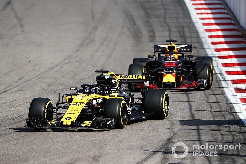 Hulkenberg: Ricciardo'yu yenmek için