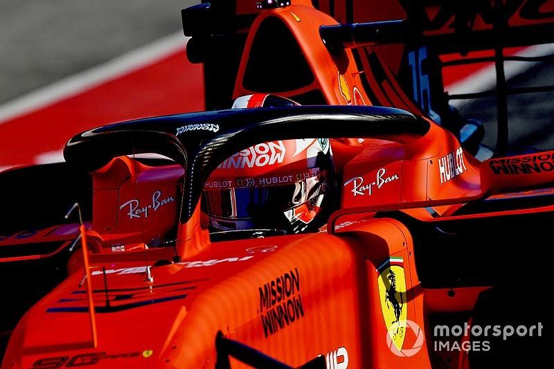 Barcelona Test Day Seven: Ferrari bounce back, Red Bull crash out