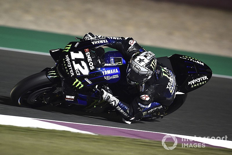 Vinales leads Quartararo on final pre-season test day