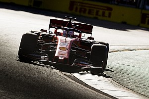 Binotto ammette la resa Ferrari, la Rossa a Melbourne ha giocato solo per difendersi
