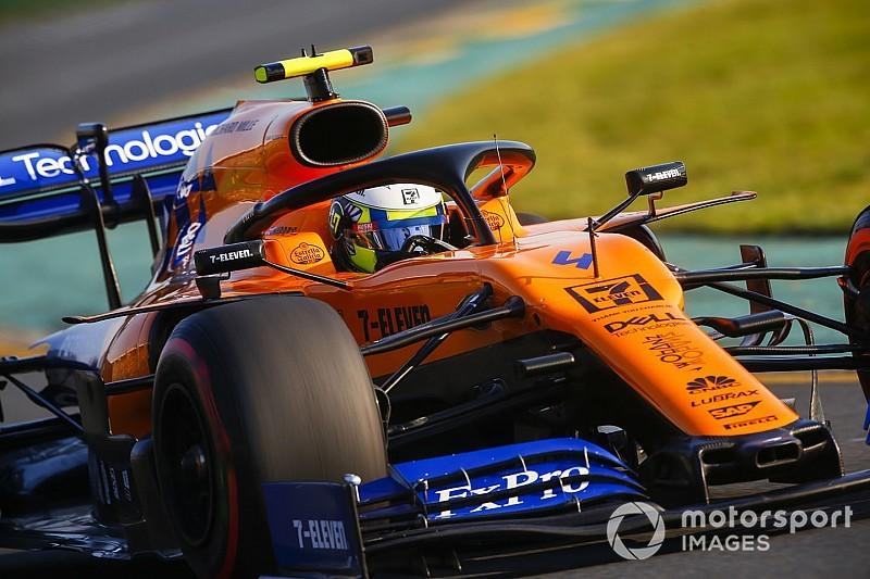 """Norris ve McLaren, üçüncü seansa kalmayı """"kesinlikle"""" beklememiş"""