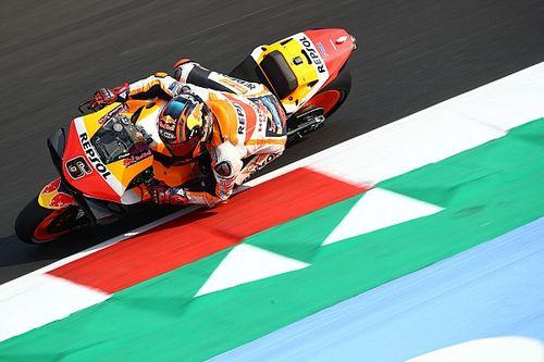 Stefan Bradl de retour sur la Honda à Barcelone