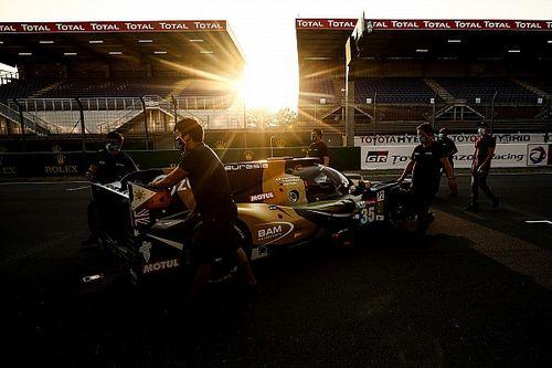 La maratón de Merhi en las 24h de Le Mans: ocho horas y media