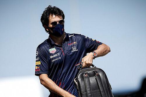 Перес нацелился продлить контракт с Red Bull в августе
