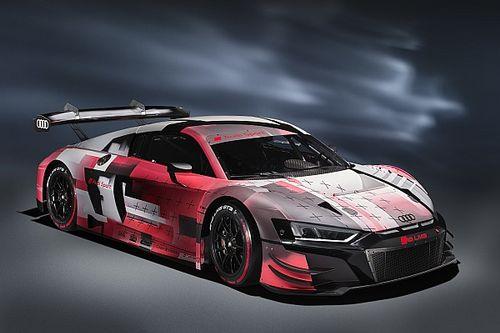 Audi Perbarui R8 LMS GT3, Sayap Belakang Jadi Sorotan