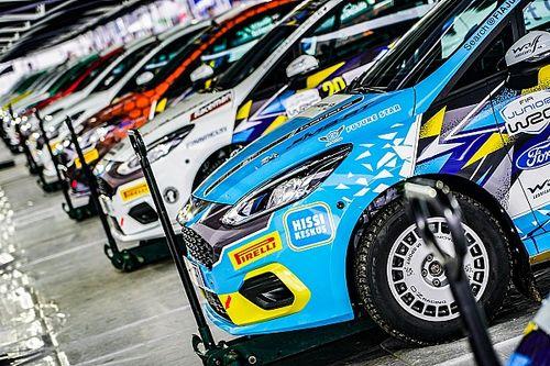 Junior WRC wraca od Rajdu Estonii