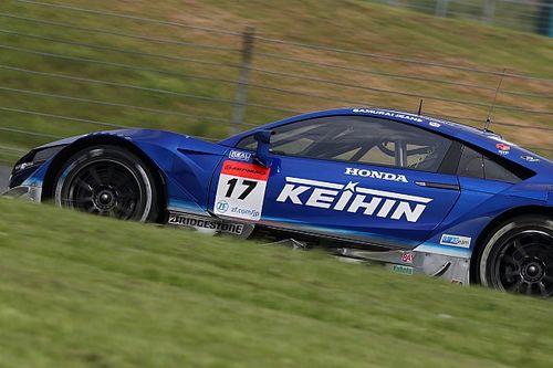 スーパーGT第2戦決勝速報:17号車KEIHIN NSX-GTが今季初優勝!