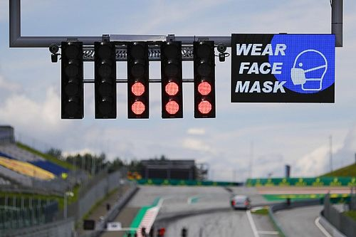 Majdnem 900 millió dollárral csökkentek az F1 bevételei a 2020-as évben