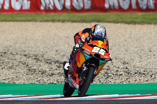 Moto3, Brno, Libere 3: Fernandez super, ma Fenati è secondo