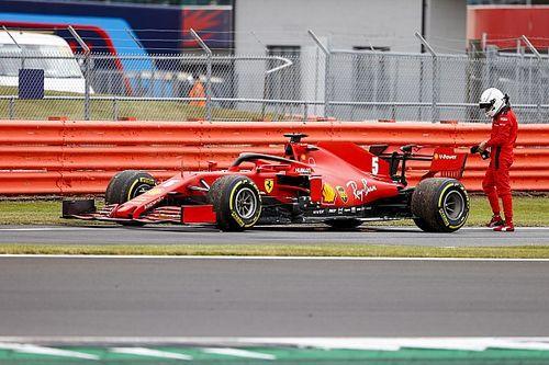 Relacje Vettela z Ferrari wciąż gorącym tematem