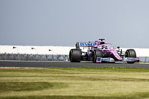 "Hulkenberg: ""El Racing Point es salvajemente rápido"""