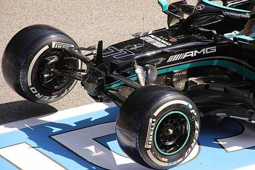 GALERÍA TÉCNICA: los F1 desde el pitlane de Barcelona