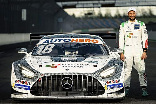 Paffett set to miss opening DTM races due to FE clashes