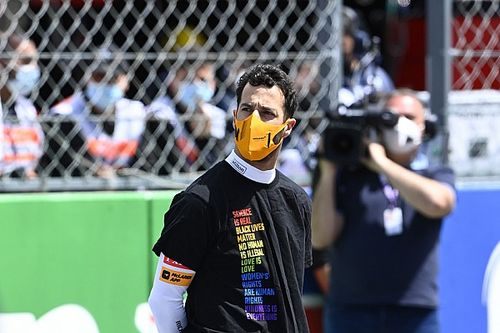 Ricciardo: ''Üst üste yapılan yarışları seviyorum''