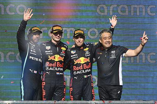 Verstappen le gana el duelo a Hamilton en Austin y Pérez repite podio