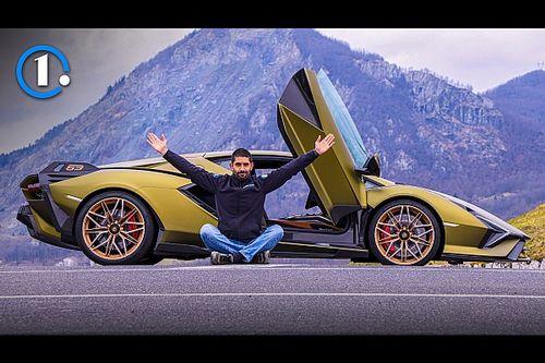 Lamborghini Sian, Hypercar Terkuat Bermesin V12