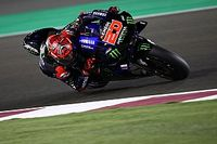 Quartararo pips Miller for fastest time in Sunday MotoGP test