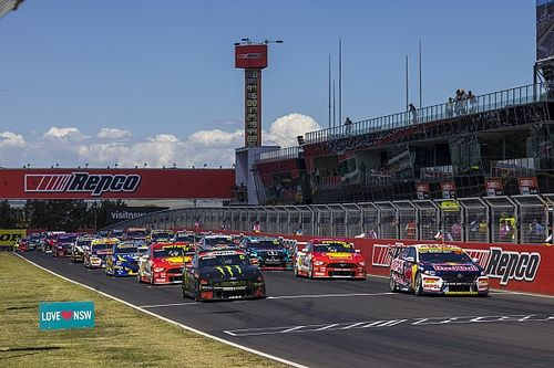 Supercars trials new 'start your engines' procedure