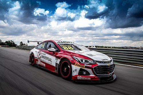 Beto Monteiro vive expectativa de estrear com a equipe Universal Crown Racing em Interlagos na Stock