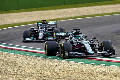 """F1: Wolff vê Aston Martin como """"dano colateral"""" nas mudanças de aerodinâmica em 2021"""