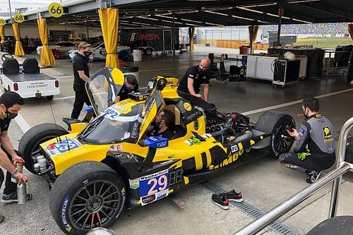 Racing Nederland overcomes travel farce to top LMP2