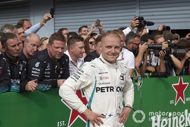 Bottas: A célom, hogy 2019 legyen a karrierem legjobb éve