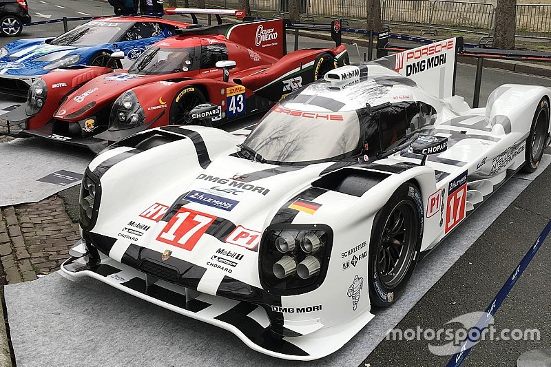 Sixty car grid confirmed for 2016 le mans 24 hours for Garage automobile le mans
