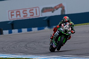 World Superbike Qualifying report Donington WSBK: Sykes dominates for fifth pole of 2016