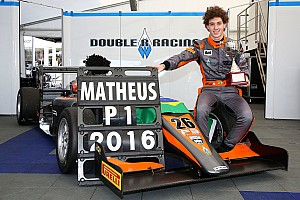 BF3 Race report Donington BF3: Leist wins title, Collard crashes twice
