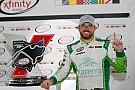 NASCAR XFINITY  Justin Marks gana su primera carrera en Xfinity