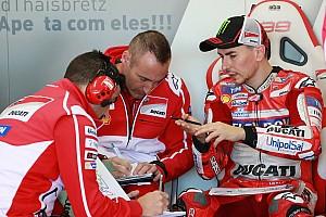 MotoGP Intervista Gabarrini su Lorenzo: