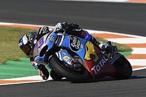 Moto2 Qualifiche Marquez precede Morbidelli e Pasini e centra la pole a Valencia