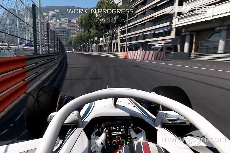 Codemasters F1 2018 oyununun ilk video klibi yayınlandı!