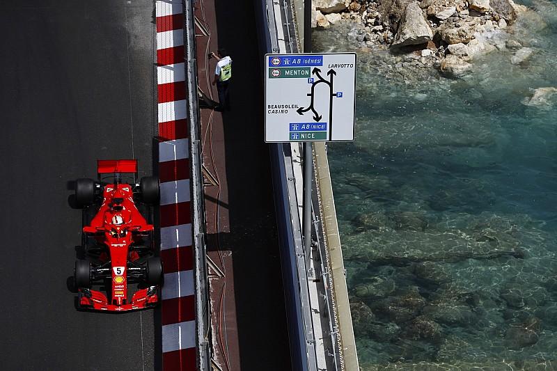 Гран Прі Монако: особистий залік