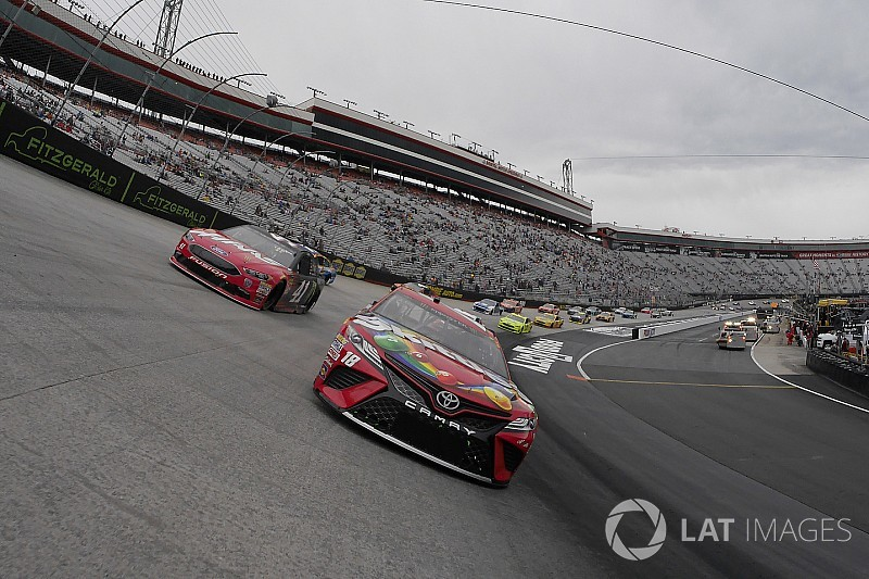 Bristol Cup race halted and postponed due to rain