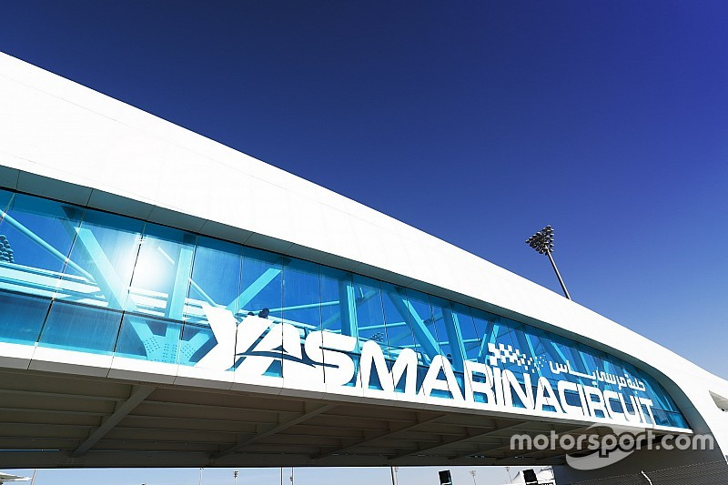 Los Horarios para el GP de Abu Dhabi de F1